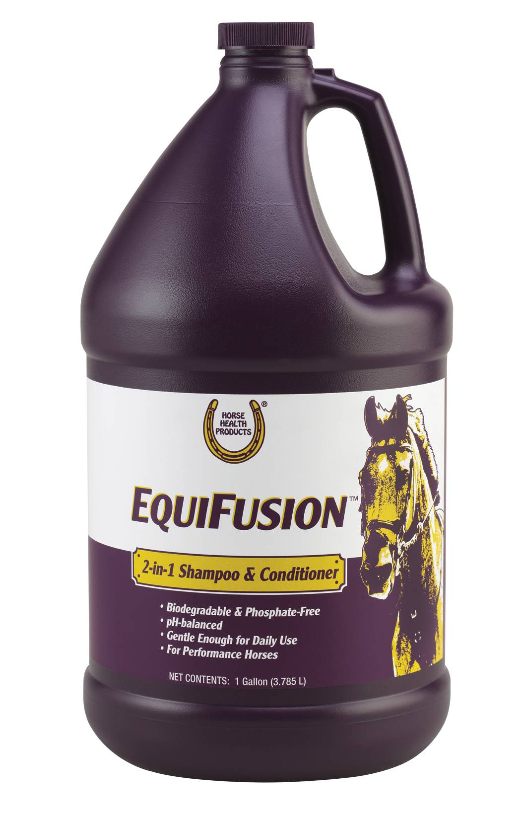 Horse Health Equifusion 2-in-1 Shampoo/Conditioner