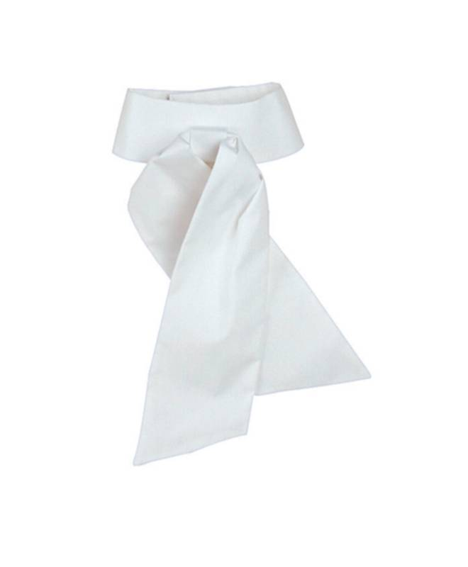 Devonaire Plain Untied Stock Tie