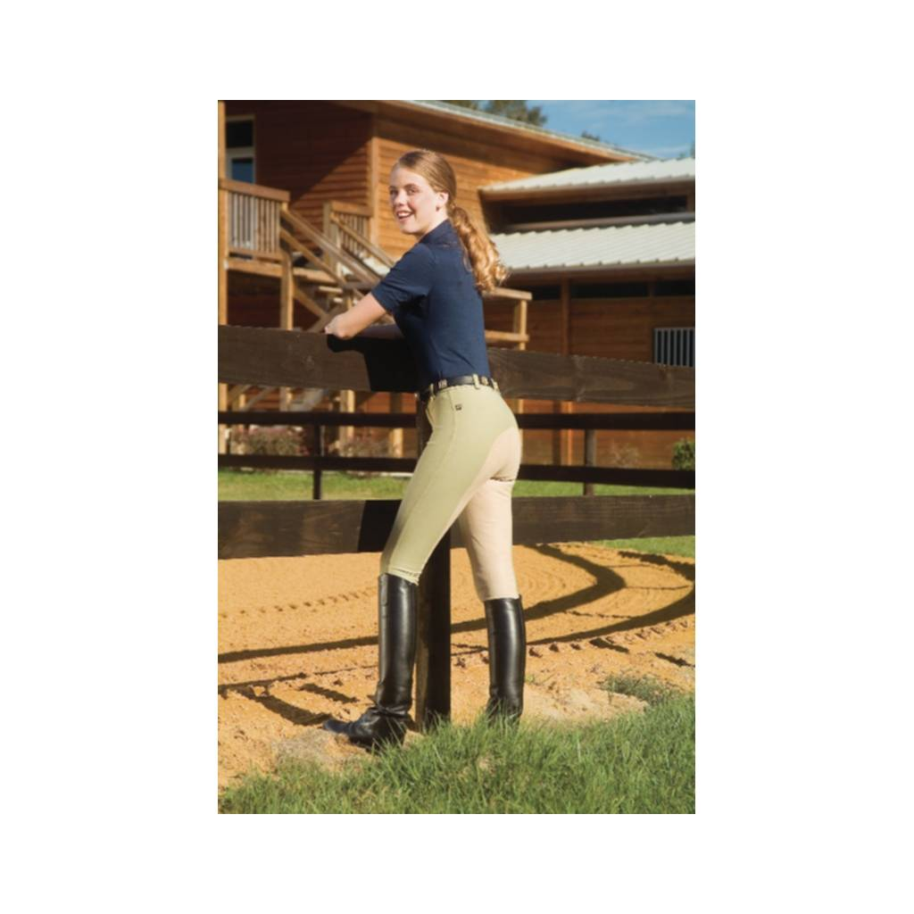 Devonaire Ladies Versailles Lo-Rise Full Seat Breech