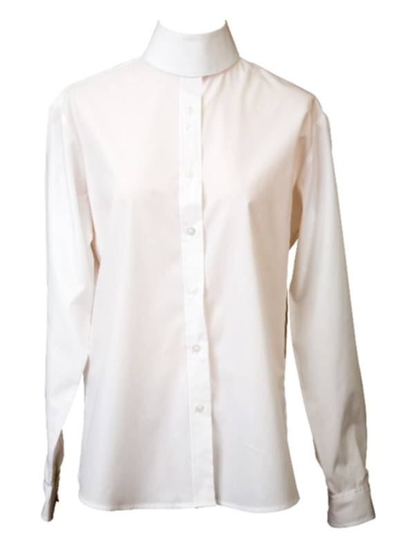 Devonaire Ladies Concour USPC Long Sleeve Show Shirt