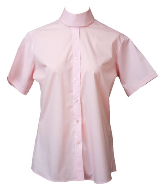 Devonaire Ladies S/S Nouvelle Stretch Show Shirt