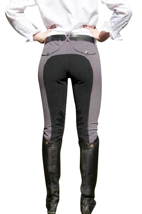 Devon Aire Ladies Signature Full Seat Breech