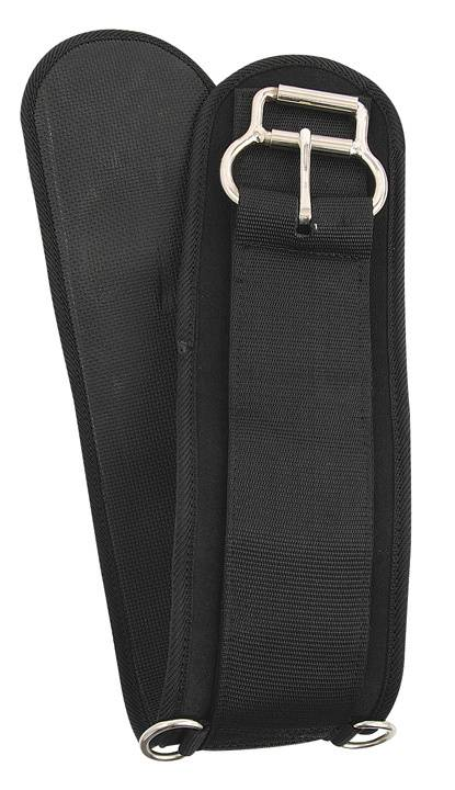 Direct Equine Neoprene Cinch Easy Roller Buckle