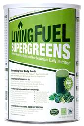 Living Fuel Rx SuperGreens