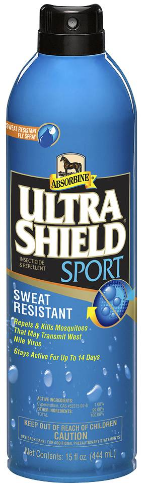 Absorbine UltraShield Sport Continuous Fly Spray