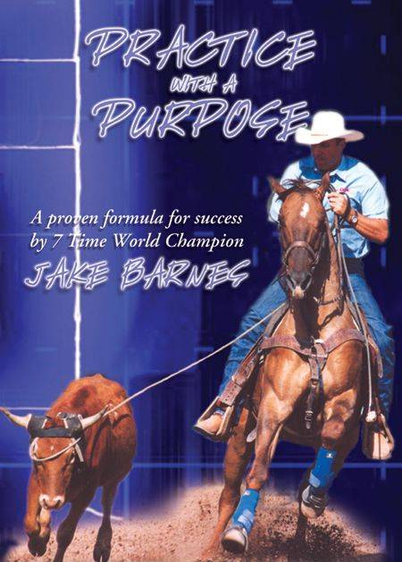 EquiMedia Jake Barnes: Practice with a Purpose DVD