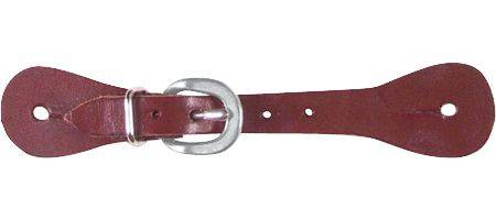 Martin Saddlery Kids Latigo Leather Spur Strap