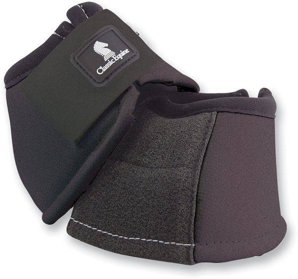 Classic Equine No Turn XT Bell Boot with Kevlar