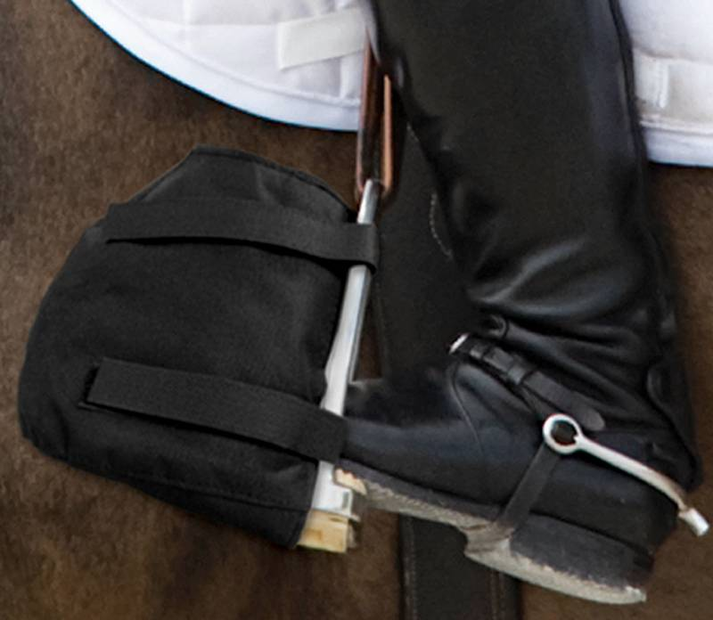 Stirrup Foot Warmers