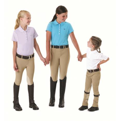 Equistar EquiTuff Kids Pullon Breech