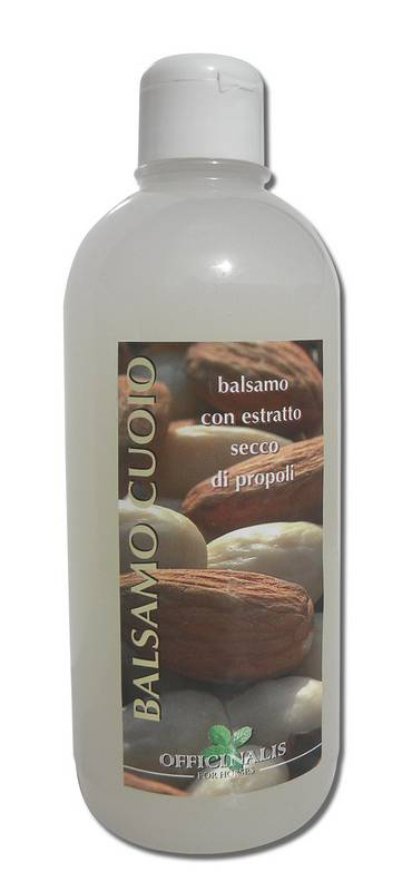 Officinalis Balsamo Cuoio Leather Soap