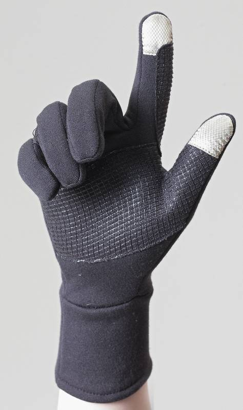 Ovation Insululated Span Fleece Grip Smart-Tap