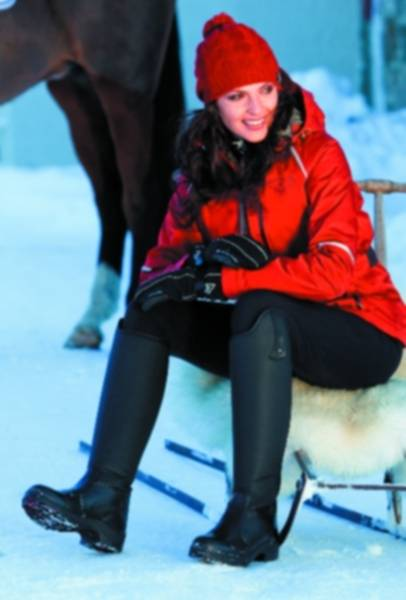 Mountain Horse Ladies Active Winter Rider
