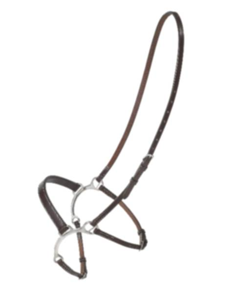 Ovation English Leather Collection: Lever Noseband