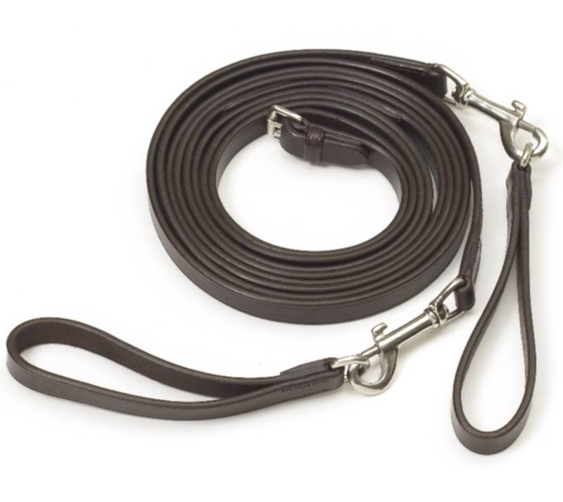Camelot Leather Draw Reins