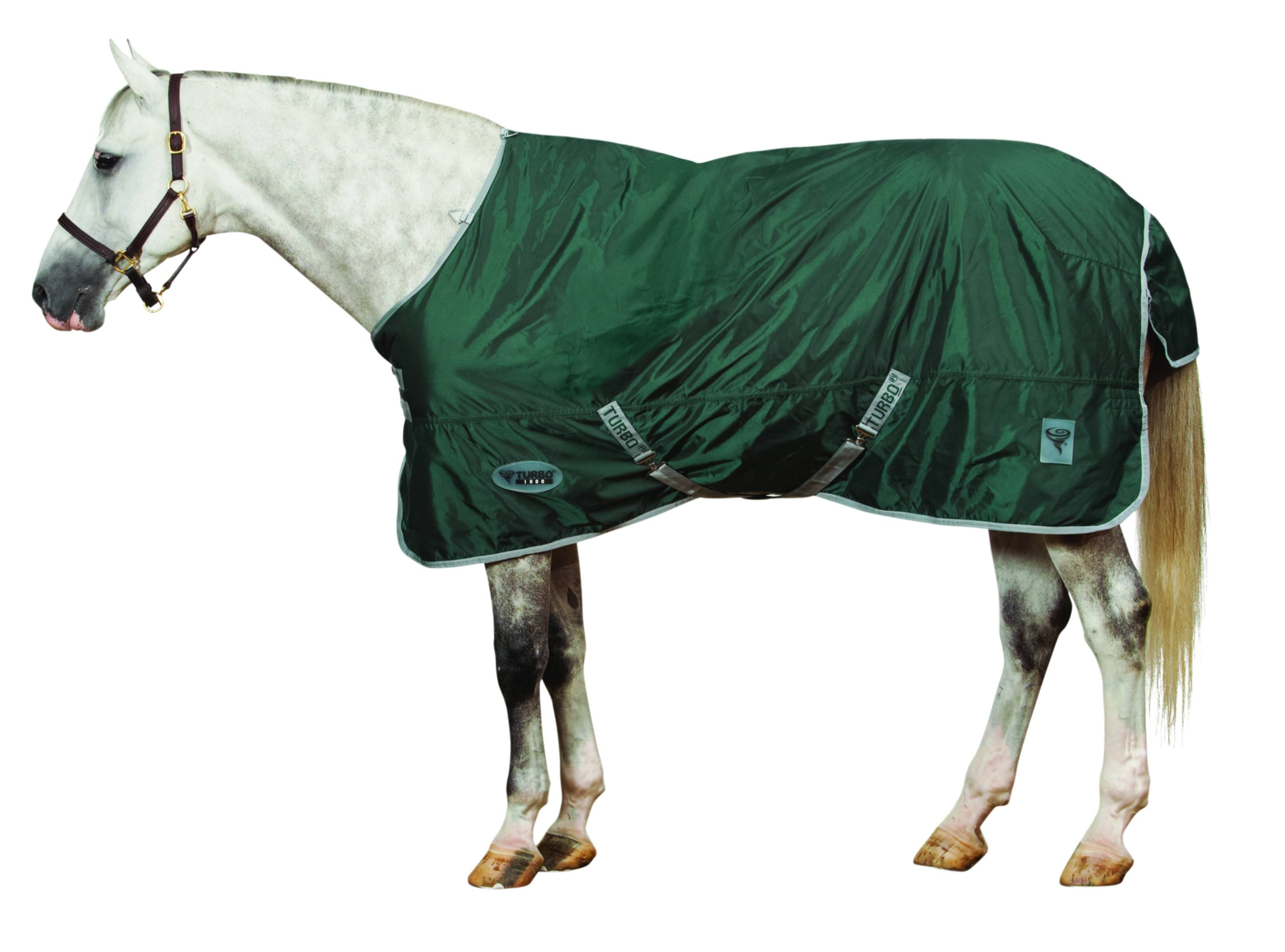 Centaur Turbo 1000D Waterproof / Breathable Medium Weight Turnout Blanket