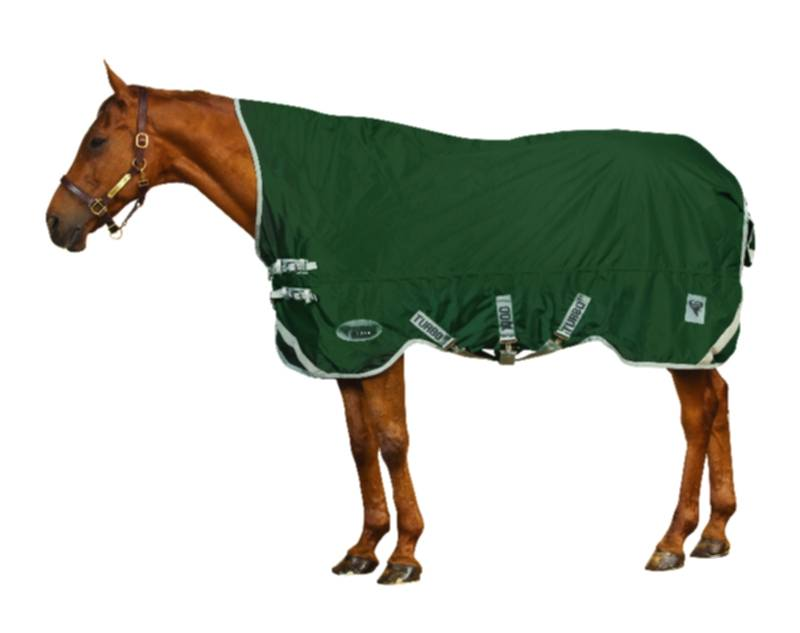 Centaur Turbo 1000D Supreme Midneck Waterproof / Breathable Medium Weight Turnout Blanket