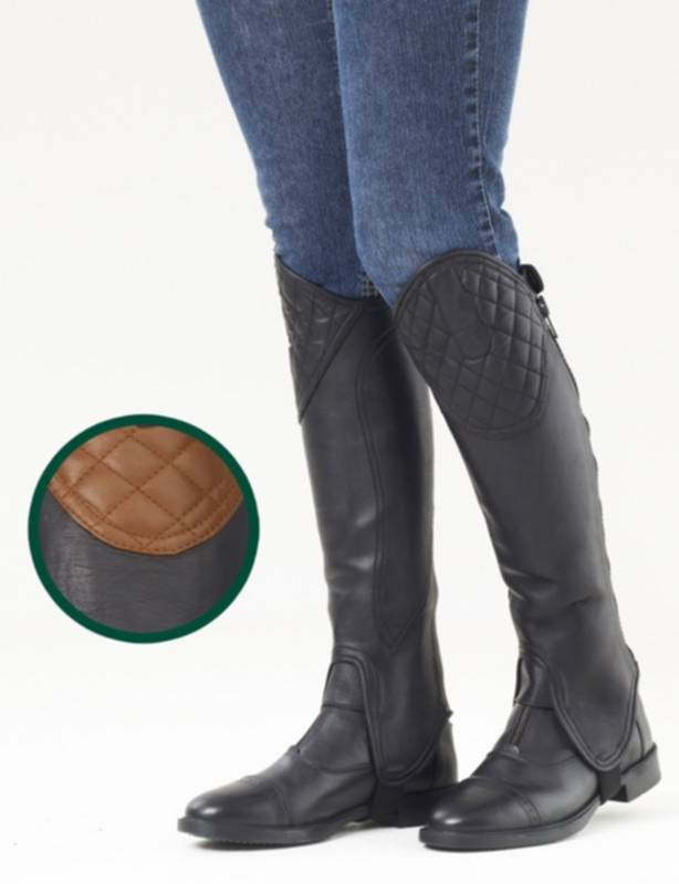 Ovation Hunt Top Half Chaps