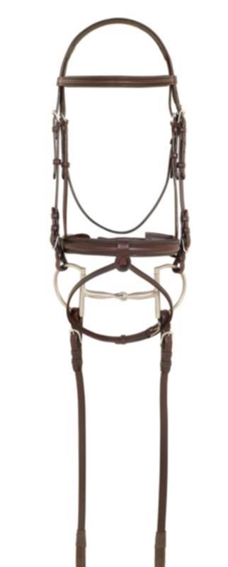 Ovation CC Wide Paddled Bridle with Crank