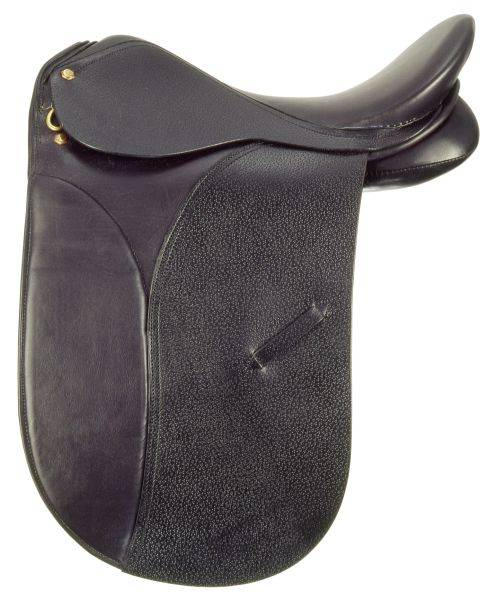 EquiRoyal Regency Dressage Saddle Wide Tree