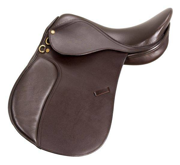 EquiRoyal Regency Event Winner Saddle Wide Tree