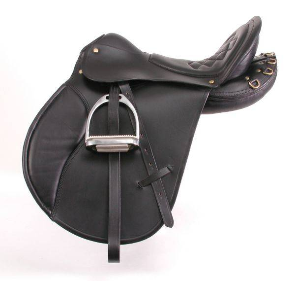 EquiRoyal Comfort Trail Saddle