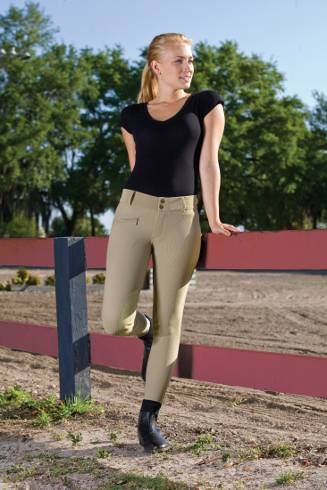 Devonaire Ladies All-Pro Show Breech