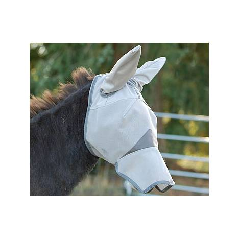 Crusader Fly Mask - Mule Long Nose with Ears