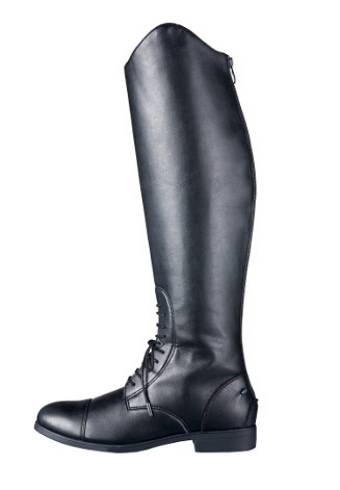 OPEN BOX ITEM: Devonaire Ladies North Park Synthetic Leather Field Boot