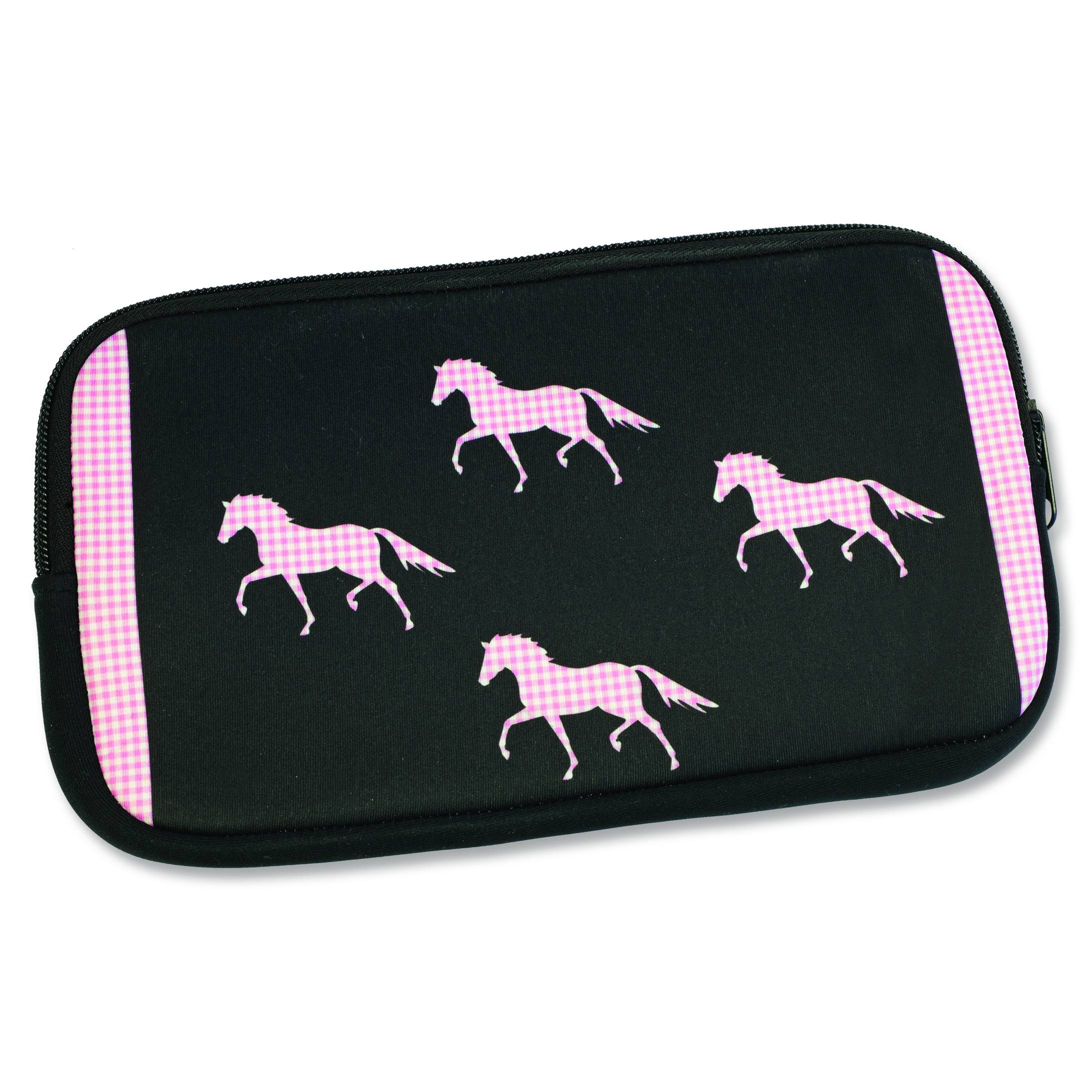 Neoprene Pencil & Cosmetic Bag
