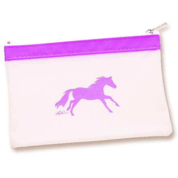 Pony Cosmetic/Pencil Bag