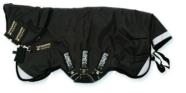 Rambo Supreme Medium Weight Turnout Blanket