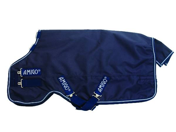 Amigo Bravo- 1200D Medium Weight Turnout with Leg Arch