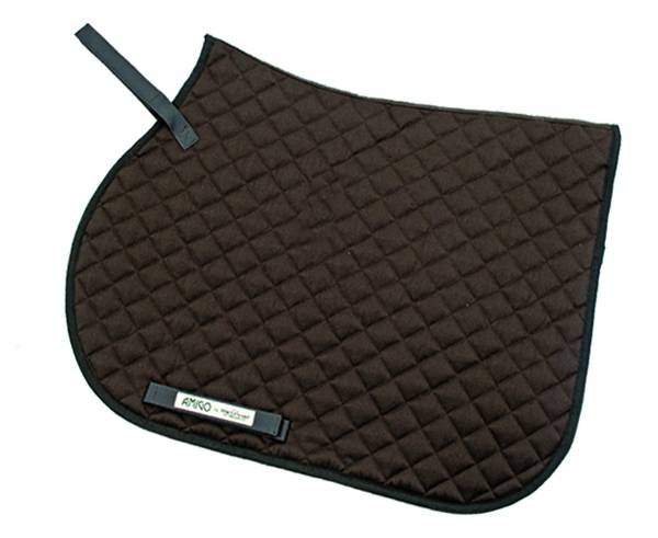 Amigo Saddle Pad Square