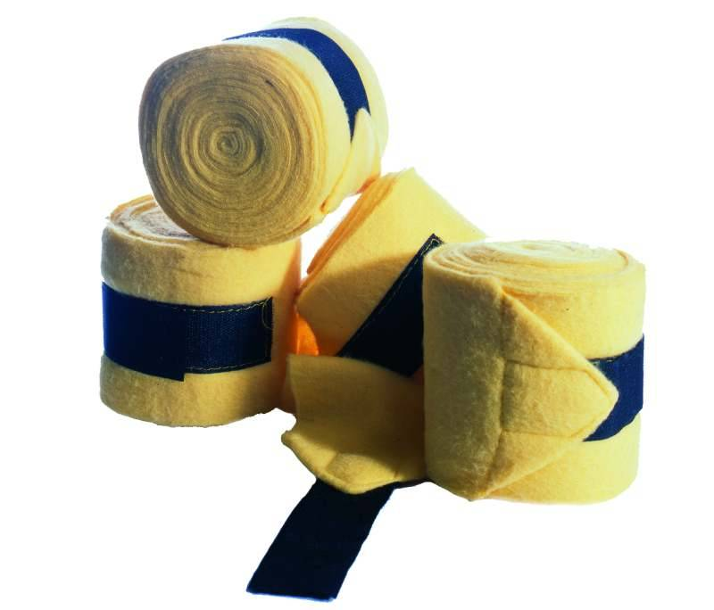 HorZe Polo Bandages Fleece