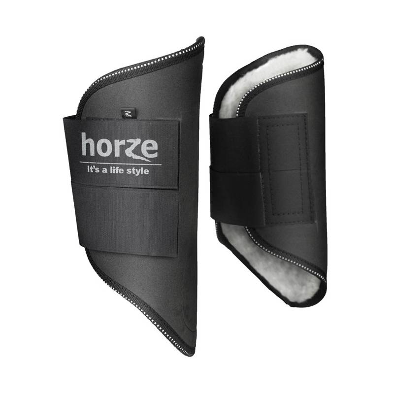 HorZe Boots With Pile Inside