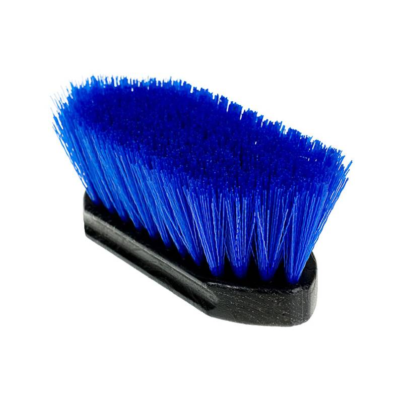 HorZe Dandy Brush With Plastic Back
