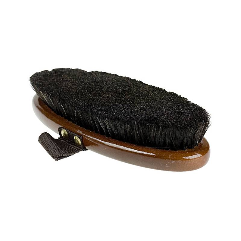 HorZe Natural Hair Medium Deluxe Brush