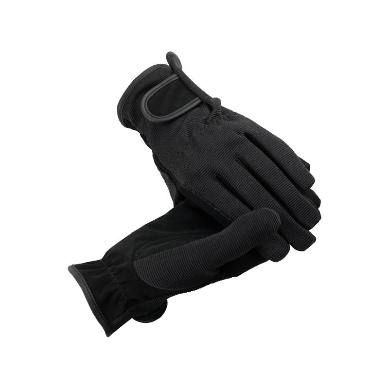 HorZe Multi-Stretch Riding Gloves