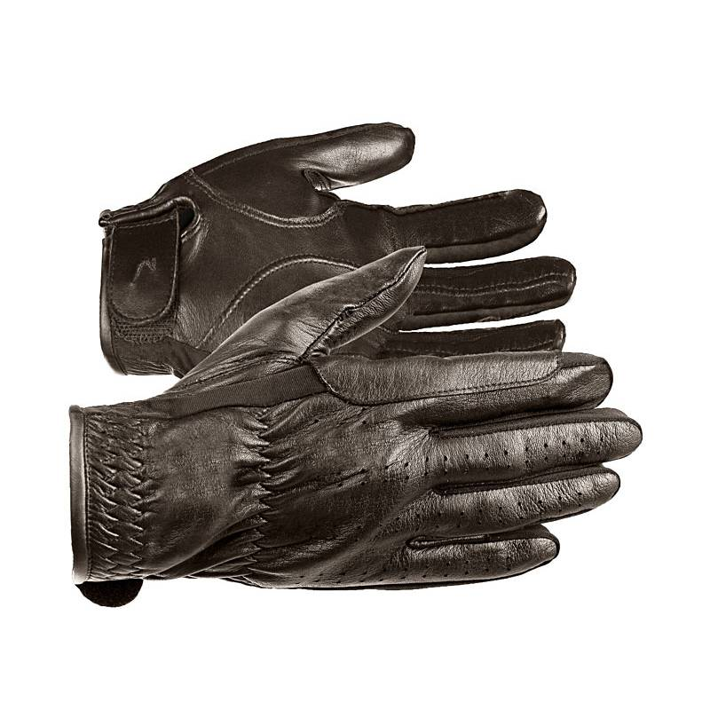 HorZe Thin Leather Gloves