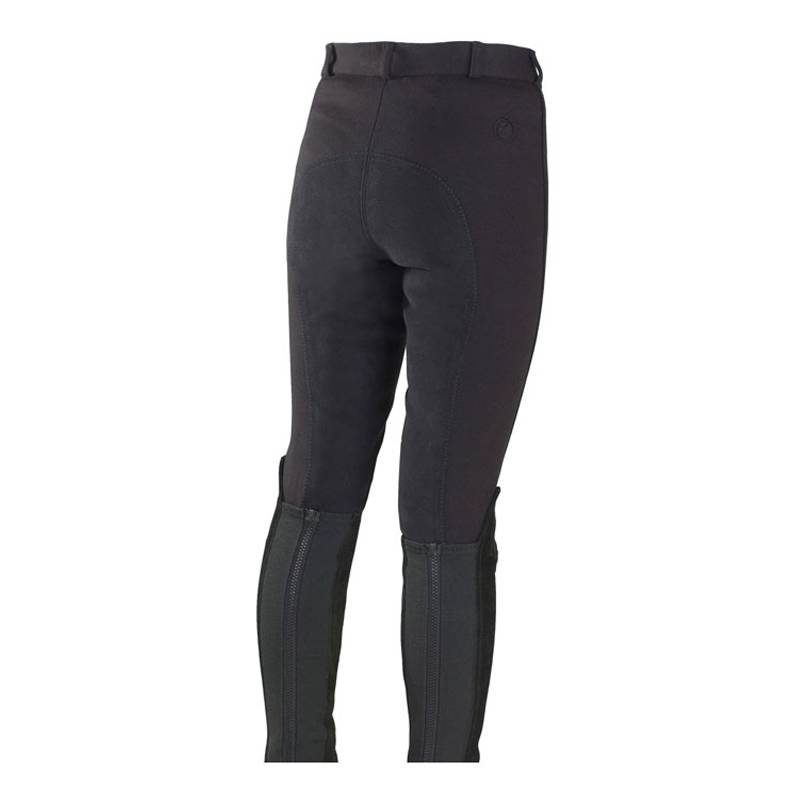 HorZe Kids Narrow Fit Breeches Full Seat