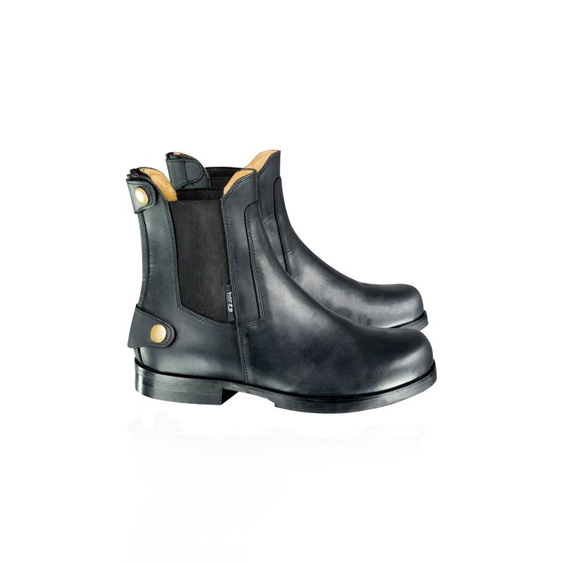 HorZe Jodhpur Boots With Zip In Back