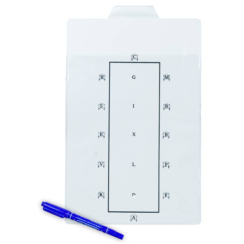HorZe Learner Dressage Test Board