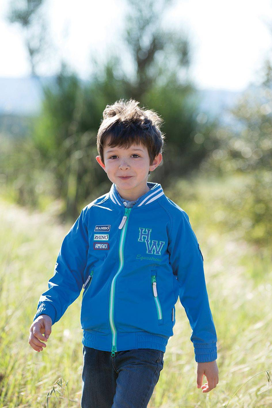 Horseware Softshell Jacket - Kids