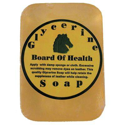 Board Of Health Glycerine Saddle Soap - Refill