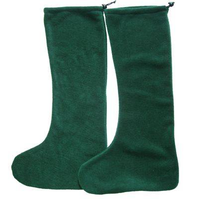 Polar Fleece Tall Boot Covers