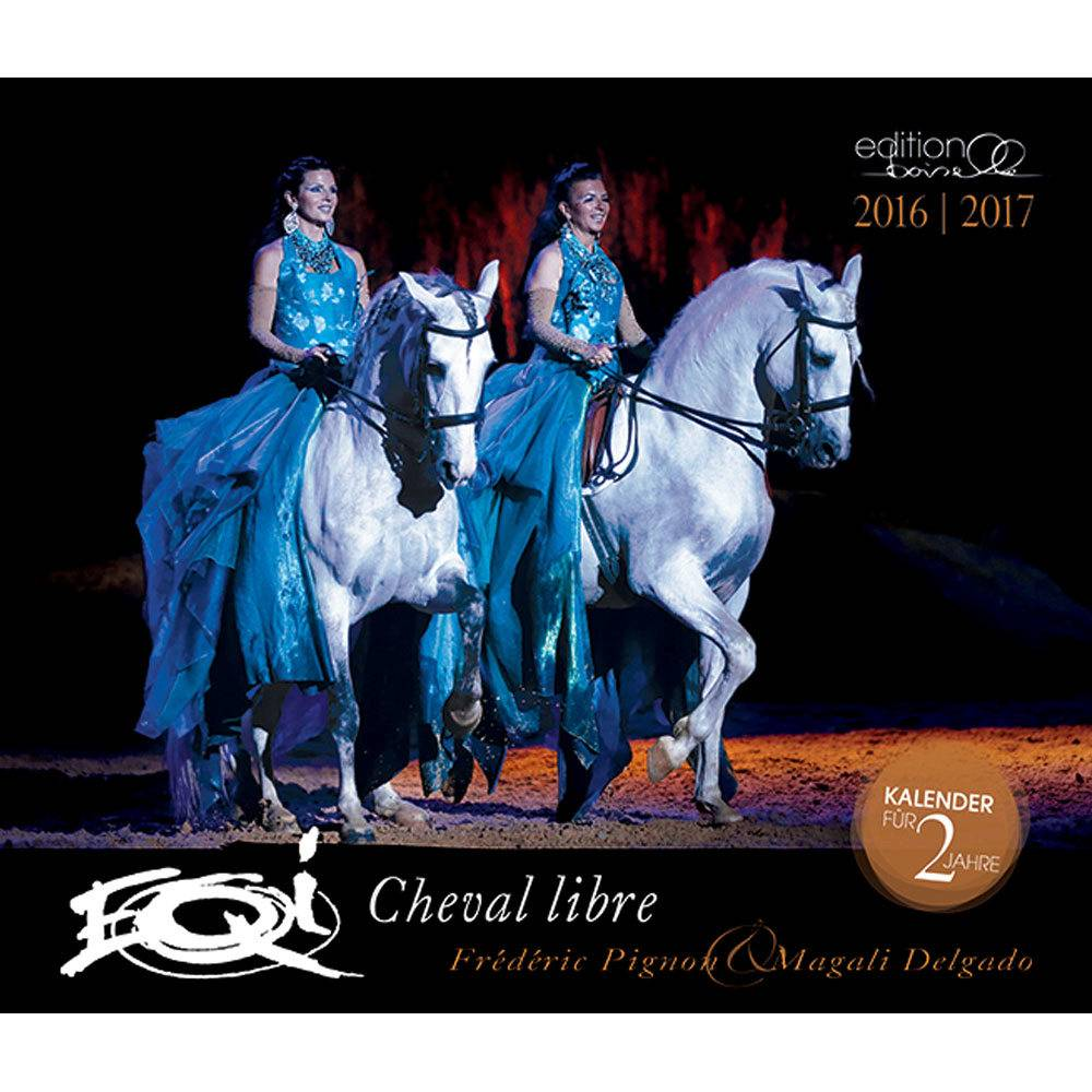 Gabriele Boiselle Pigon & Delgado Magic of Horses 2016 Calendar