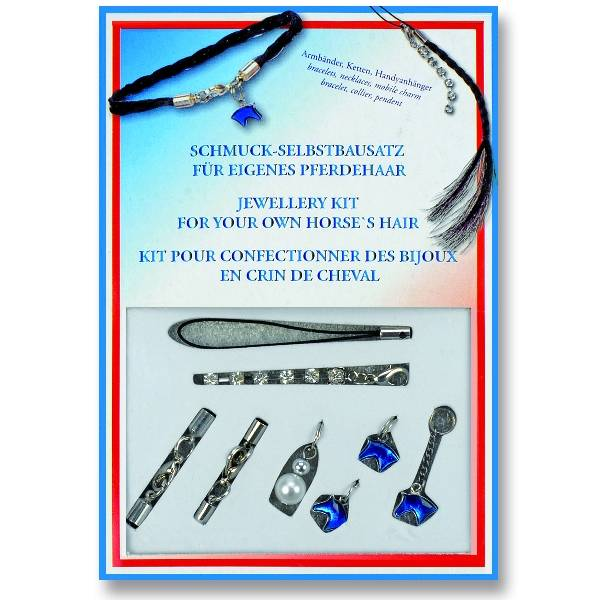 Do It Yourself Horse Hair Jewelry Kit