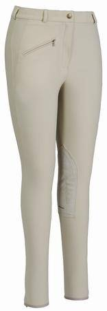 TuffRider Ladies Ribb Knee Patch Breeches