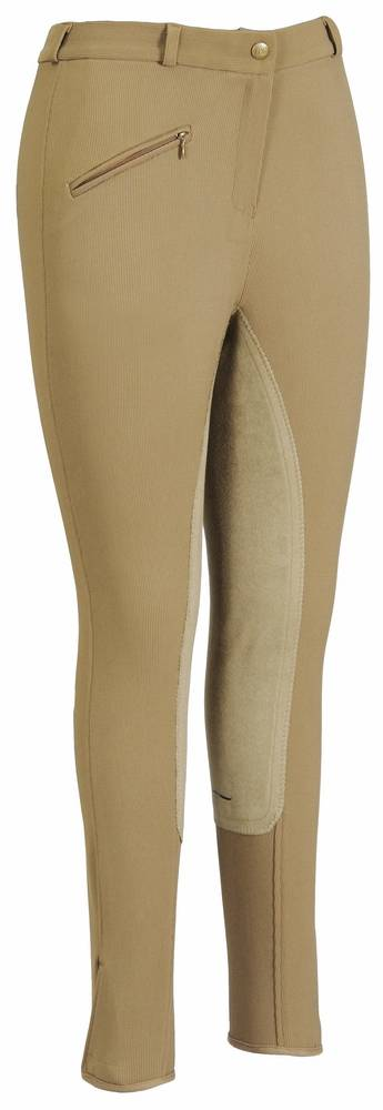 TuffRider Ladies Ribb Lowrise Full Seat Breech